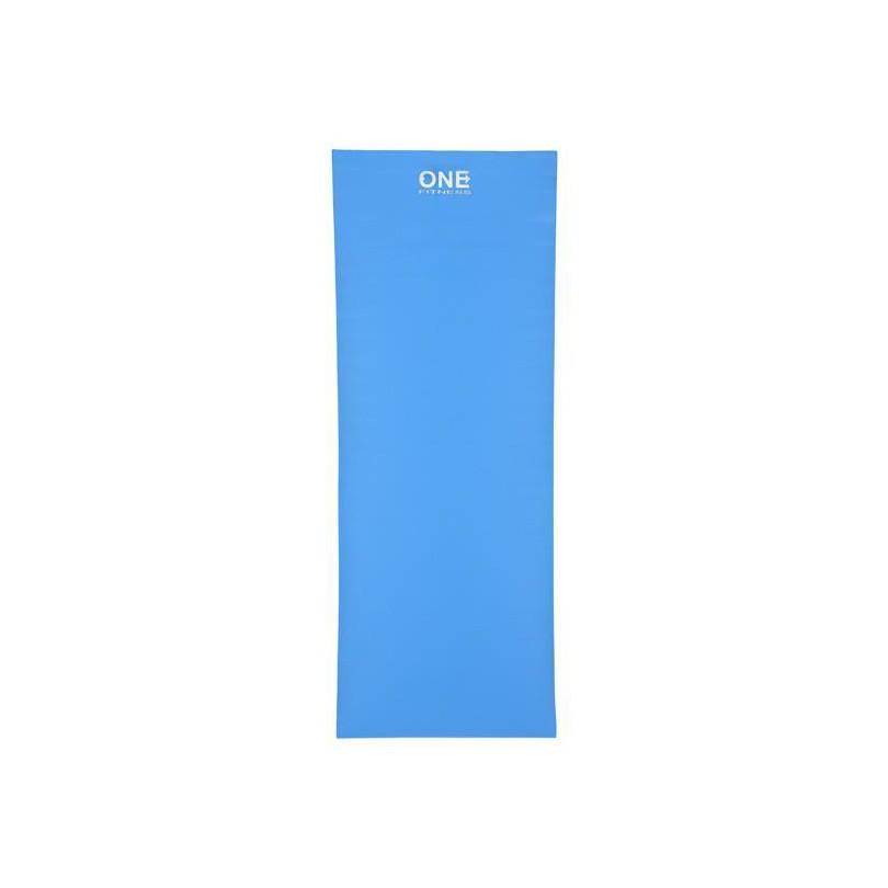 YM01 BLUE MATA DO YOGI ĆWICZEŃ ONE FITNESS