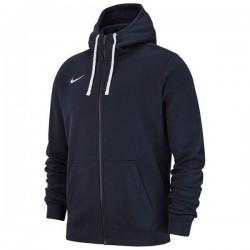 Bluza męska Nike Team Club 19 Full-Zip Hoodie z kapturem