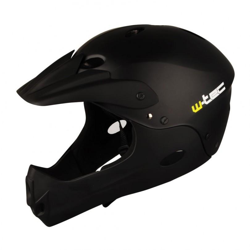 Kask rowerowy downhillowy CROSS W-TEC Downhill
