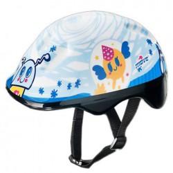 Kask rowerowy dla dzieci Move Kids Boys niebieski