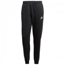 Spodnie bawełniane treningowe męskie adidas Core18 Sweat