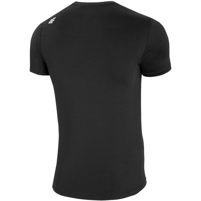 Koszulka męska 4F t-shirt sportowa treningowa NOSH4 TSMF002