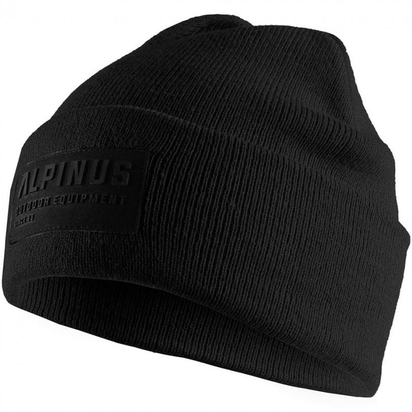 Ciepła czapka zimowa Alpinus Oslo DAMSKA MĘSKA Beanie AWH006