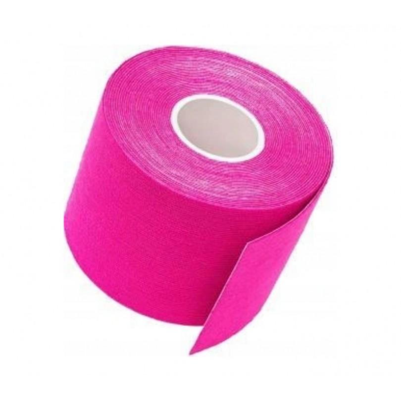TAŚMA KINEZJOLOGICZNA KINESIOTAPING Kinesio Tape Orig Pink