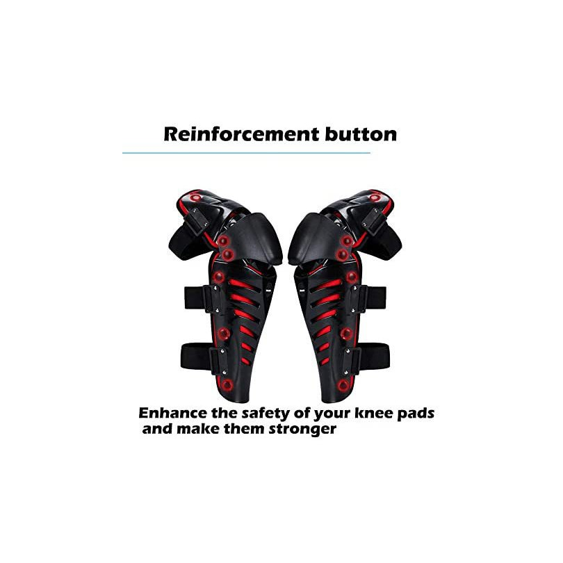 Ochraniacze Nakolanniki kolan motor rower snowboard