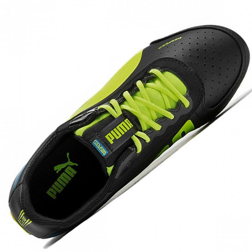 Buty sportowe dziecięce PUMA evoSPEED Low 1.2 Jr