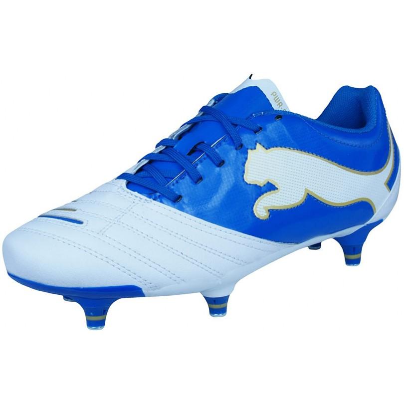 Buty piłkarskie korki PUMA POWERCAT 3.12SG Jr
