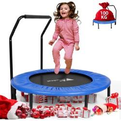 Trampolina domowa do skakania dla dzieci 100kg