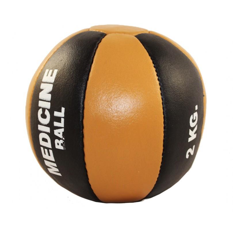 SLAM BALL PIŁKA DO ĆWICZEŃ LEKARSKA 2KG MAXWEL