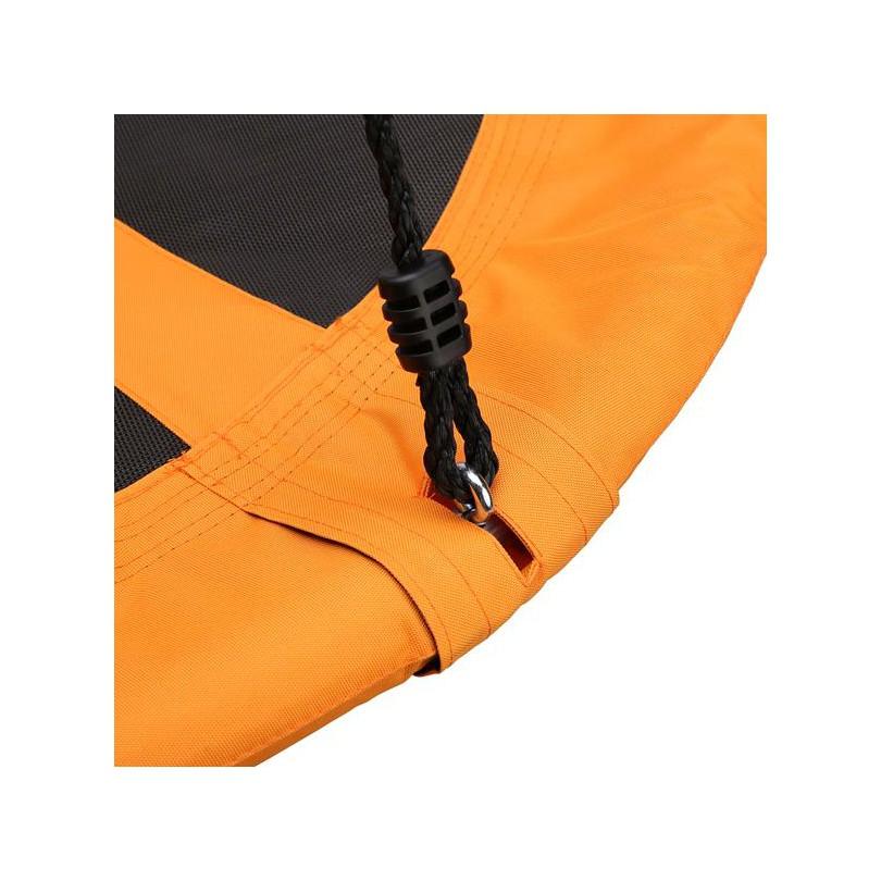 Bocianie gniazdo huśtawka 100cm 150kg NILS CAMP