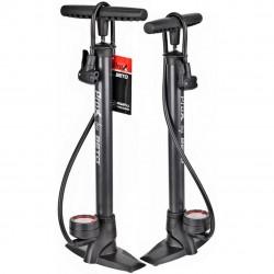 Uniwersalna pompka rowerowa z manometrem podłogowa BETO AV/SV/FV