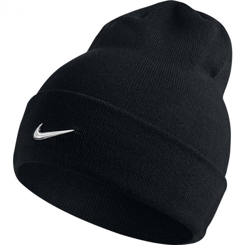 Ciepła czapka zimowa NIKE SWOOSH ADULT 803734-010