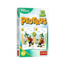 Gra dla dzieci karty Piotruś RODZINA TREFLIKÓW gra karciana TREFL